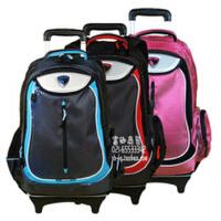 单品包邮 迪士尼大容量旅行包学生双肩背包中学生书包 8088
