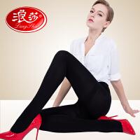【一件包邮】浪莎连裤袜800D加州棉保暖打底袜秋冬中厚美腿丝袜瘦腿袜子女