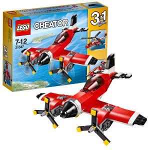 [当当自营]LEGO 乐高 创意百变系列 螺旋桨飞机 积木拼插儿童益智玩具 31047