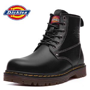 Dickies休闲鞋男鞋新款英伦休闲鞋男士工装鞋164M50LXS28