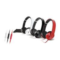 Edifier/漫步者 H750P 头戴式潮电脑耳麦手机线控带话筒MP3耳机