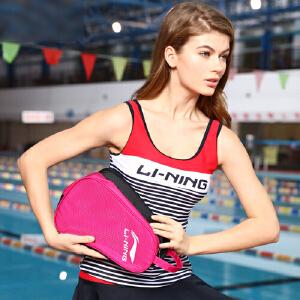 LI-NING/李宁 游泳包洗漱包 时尚新款干湿分离男女防水包 温泉专用沙滩泳包LSJL747