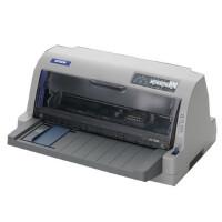 Epson LQ-730K针式打印机 税票 出库单 快递单 增值税打印机 专业税控发票打印机 专业快递单打印机 lq730k