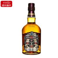 【1919酒类直供】芝华士12年苏格兰威士忌 700ml