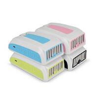 包邮掌上空调风扇制冷小型桌面usb可充电随身学生便携式小电风扇