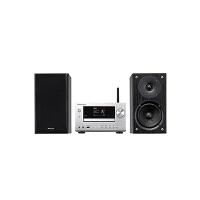 X-HM71-S 先锋 CD迷你音响组合 42W+42W 内置WIFI Airplay无线播放 支持苹果及USB