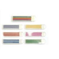 好吉森鹤/北京线上50元包邮//红环彩色铅芯 6色混装/单色可选 0.5mm自动铅笔芯替芯/彩色铅笔芯------------3小盒+送品8856