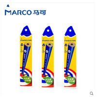 【Marco马可】专业书写绘图2H/HB/2B学生专用三角铅笔9002