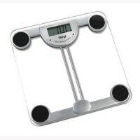 贝雅 BY810钢化玻璃电子称/健康秤/人体称/体重称/纽扣电池
