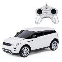 Rastar星辉车模 1:24路虎极光越野吉普车  仿真遥控汽车模型  46900