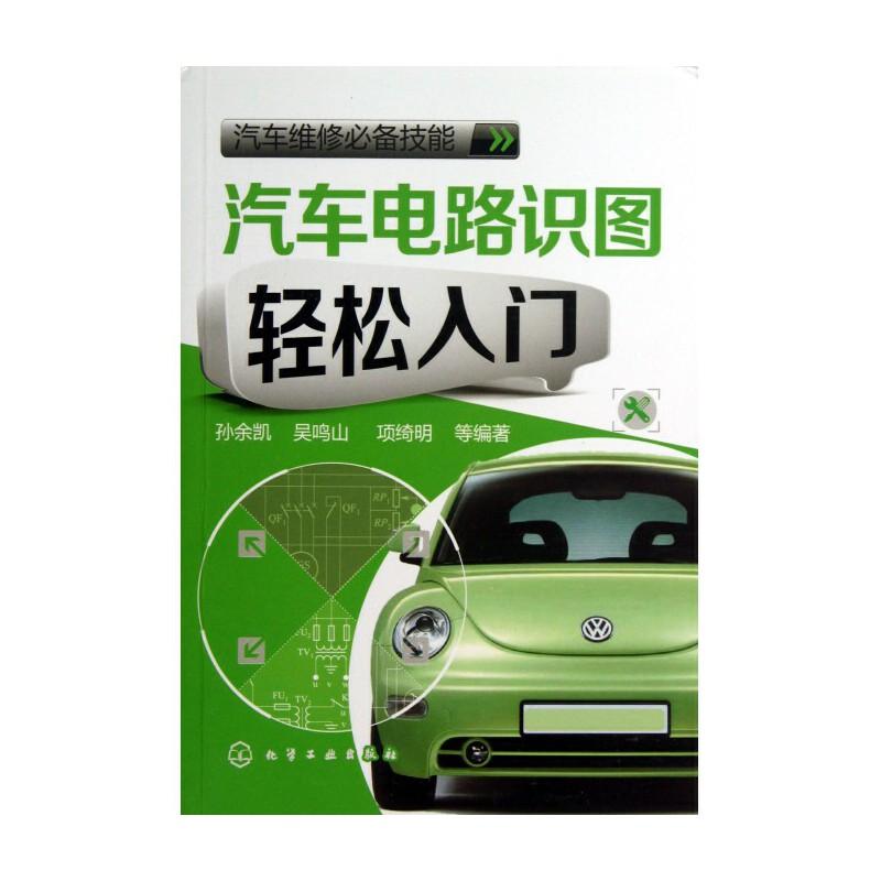 汽车电路识图轻松入门/汽车维修必备技能