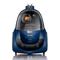 飞利浦 吸尘器 FC8470 家用超静音强吸力无耗材除螨吸尘器