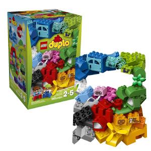 [当当自营]LEGO 乐高 duplo得宝系列 得宝大型创意箱 积木拼插儿童益智玩具 10622
