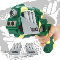 峰佳迷彩软弹枪 儿童玩具枪 可发射子弹 男孩手枪射击模型