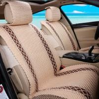 汽车坐垫 夏季汽车坐垫套 汽车坐垫 冰丝汽车座套 透气四季垫 凉垫