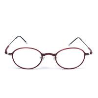 威古氏 眼镜框近视男女款 近视钨钛眼镜架 可配镜 5001