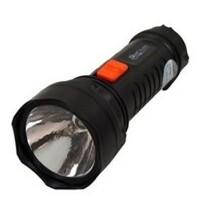雅格YG-3738充电式LED手电筒 0.7WLED 强光 应急灯 强弱光可调