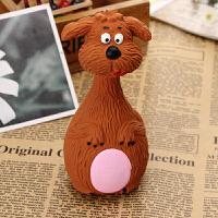 Madden 麦豆宠物用品 动物造型乳胶狗玩具 狗狗发声玩具 宠物玩具