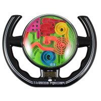爱可优 音效计时方向盘智力魔球 迷宫 幻智球 心理训练玩具959