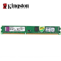 Kingston金士顿内存条 DDR3 8G台式机内存(PC3-12800/1.5V电压内存) 品质可靠,兼容性好;电脑升级内存扩容