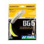 yonex/尤尼克斯羽毛球线BG-6yy正品耐打型羽毛球拍线