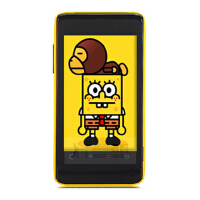 K-Touch/天语 T619+ 小黄蜂 移动3G 安卓2.3.5系统
