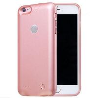 GM苹果7/苹果6s背夹式移动电源 聚合物移动充电宝 iPhone7 iPhone6s Plus手机外接电池 便携充电器 数码礼品