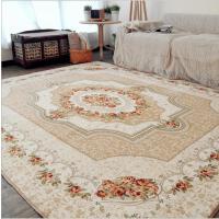 简约欧式现代时尚客厅卧室地毯沙发茶几床边满铺地垫家用门垫脚垫