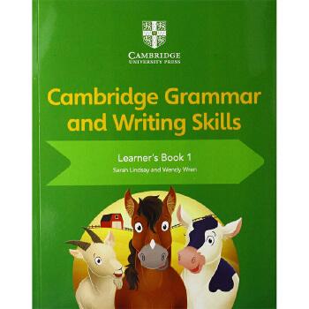 Cambridge Grammar and Writing Skills Learner's Book 1