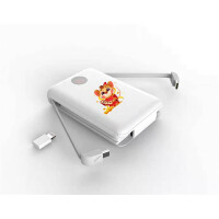SSK飚王 风影移动电源6600毫安 SRBC535 手机充电宝6600毫安