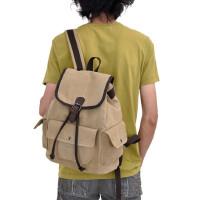 【支持礼品卡支付】书包双肩包旅行包双肩背包男包女包学院风中学生帆布书包