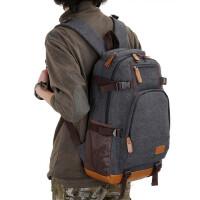 双肩包书包休闲包双肩背男女背包学生帆布包电脑包旅行包