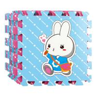 阿李罗火火兔宝宝爬行垫爬爬垫泡沫拼接防滑地垫游戏垫