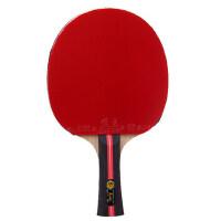 729一星乒乓球拍 1星乒乓球拍 彩柄 直/横 专业训练球拍