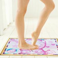 享家印花卡通地垫 可爱 儿童垫 门垫 脚垫 浴室防滑垫 地毯