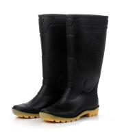 男士雨鞋劳保雨靴套鞋水鞋高筒防水耐磨耐酸碱防油加厚底水靴
