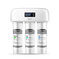 【当当自营】Philips飞利浦WP4160/01家用直饮净水器厨房净水机自来水过滤器直饮水机