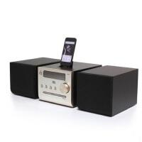 JBL MS502 无线蓝牙CD组合音响 早教 多媒体桌面音箱 苹果基座 低音炮