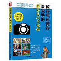 数码单反摄影晋级手册:摄影技巧全掌握(献给那些还在依赖数码单反相机的自动档拍照的人,59个不同拍摄场景的关键点让你迅速告别新手阶段!)