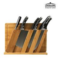 德世朗 德国进口不锈钢厨房十件套 创意切菜切片刀具LY-TZ001-10A