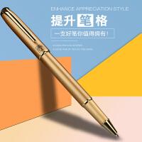 毕加索钢笔 毕加索PS-916马拉加土豪金铱金钢笔 财务笔 签字笔 商务礼品