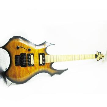 左手摇滚电吉他 电声吉他