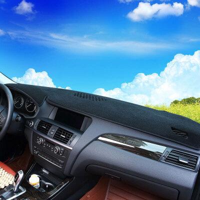 千众车内功能用品 千众 汽车仪表台避光垫 中控仪表台防晒遮阳垫 朗逸