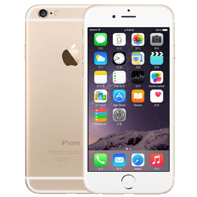 【赠壳+膜】苹果Apple iPhone6 32G 全网通4G智能手机(4.7英寸Retina显示屏/指纹识别/800万像素摄像头)性价比之选!国行联保 顺丰包邮