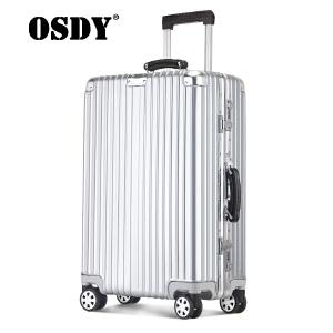 【支持礼品卡支付】OSDY品牌旅行箱托运箱29寸大容量箱子静音万向轮箱子8174