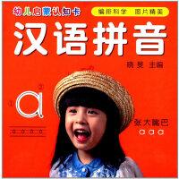 幼儿启蒙认知卡-汉语拼音