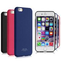 【包邮】香港 IMAK 苹果Apple iPhone6/6s Plus 手机壳 保护壳 手机套 保护套 硬壳 后壳 手机保护壳套 牛仔II代(含钢化玻璃贴)