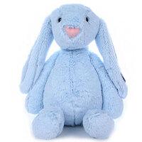 凯弘 邦尼兔子毛绒玩具 小白兔公仔玩偶 儿童生日礼物
