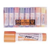 台湾 利百代 907-30 30mm POP 麦克笔 唛克笔 广告笔 POP笔 海报笔