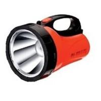 雅格YG-3543 连射30小时远射强光充电手电筒LED手提探照灯